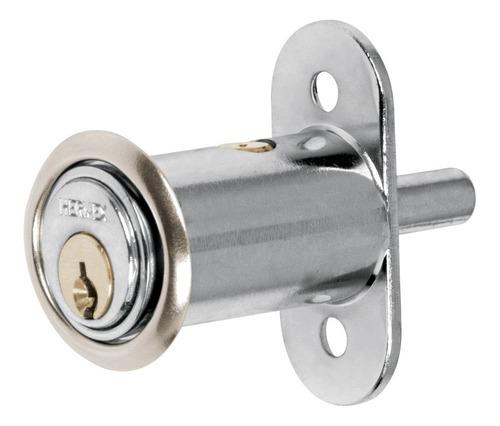Cerradura Tranca Para Puertas Corredizas Con Llave Hermex