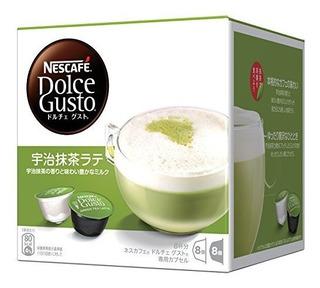 Cápsulas De Café Nestle Para Nescafe Dolce Gusto Uji Matc