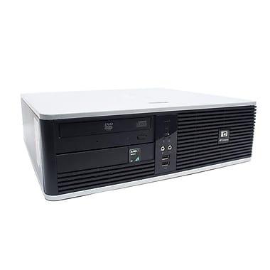 Cpu Marca Hp Compaq Processador Athon 62x2 Memoria 2gb Hd80g