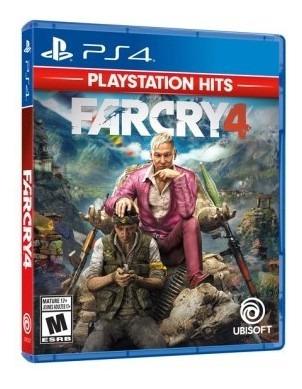 Juego Ps4 Far Cry 4 Hits Juego Ps4 Far Cry 4 Hits Tk692