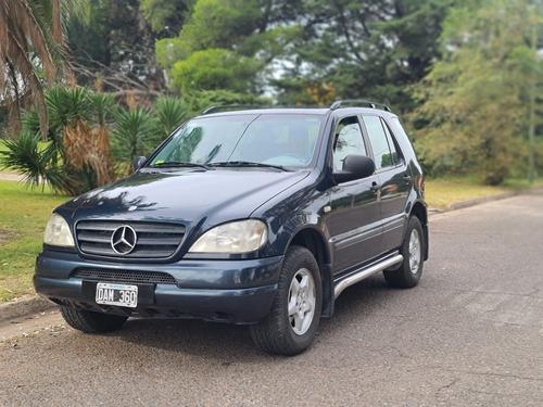 Mercedes-benz Ml 3.2 Ml320 At Luxury 2000