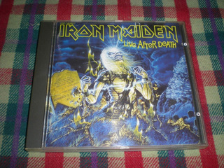 Iron Maiden / Live After Death Made In Uk H11