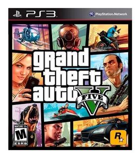 Grand Theft Auto V Gta V Ps3