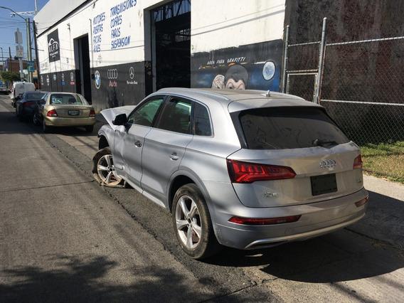 Audi Q5 2.0 2018 Quemacocos Panorámico Solo Por Partes Desar