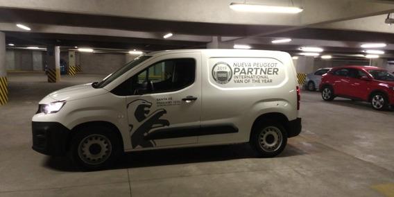 Peugeot Partner 1.6 Hdi 5 Puertas Mt 2020