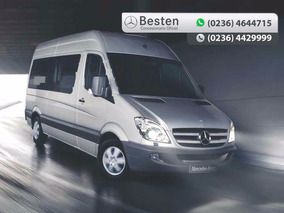 Sprinter 415 Combi 3665 Te Adjudicado Mercedez Benz