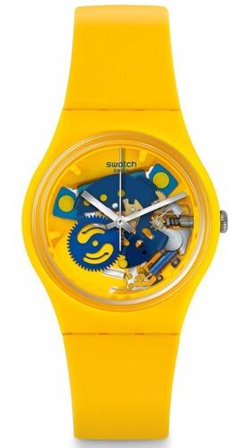 Reloj Swatch Poussin Gj136