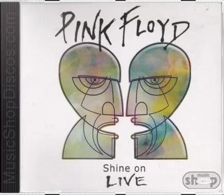 Pink Floyd, Shine On Live - Cd