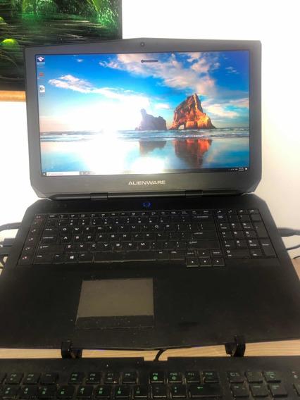 Alienware R3 I7 6770hq 17 Ssd 120gb Gtx970 3gb 16gb Ram.