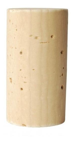Corchos Naturales Premium Botella 3/4 Tapones Vino (x500un)