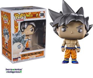 Goku Ultra Instinct Funko Pop Anime Dragon Ball