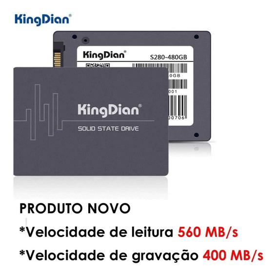 Ssd Kingdian 2.5 128gb Sata 3