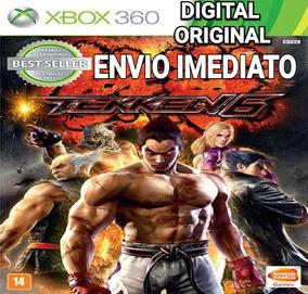 Tekken 6 Tekken6 Xbox 360 Digital Original Imediato