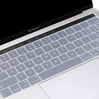 Protector Teclado Macbook Pro 13 15 Con Touch Bar Inglés