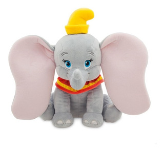 Peluche Elefante Dumbo Grande Original Disney Store - U S A