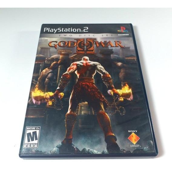 Jogo God Of War 2 Original