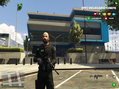 Servidor Fivem Base Vrp Rio De Janeiro