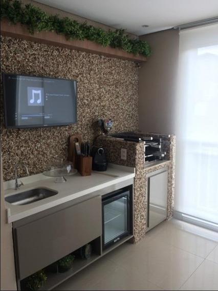 Apartamento Com 3 Dormitórios À Venda, 74 M² Por R$ 515.000,00 - Chácara Belenzinho - São Paulo/sp - Ap6878