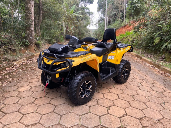 Quadriciclo Can Am 650 Max-xt 4x4 2014 ( Completo)
