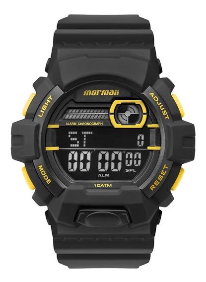 Relógio Mormaii Wave Masculino Mo8090aa/8y