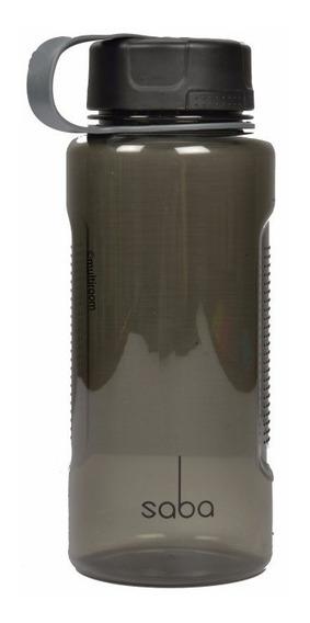 Botella De Agua Plastica Para Gym Tapa Antifuga Saba Hogar