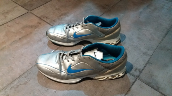 Zapatillas Nike Zoom Air De Cuero - No.41 - Excelente Estado