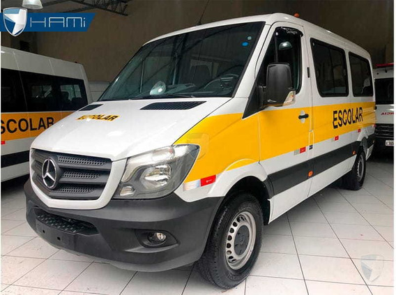 Mercedes Benz Sprinter 415 Escolar 20 Lugares