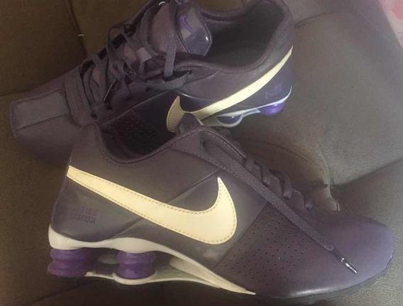 Tênis Nike De Couro Original
