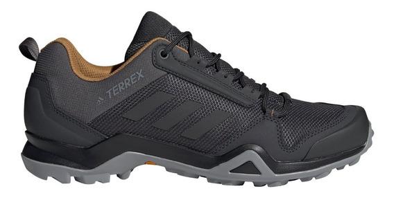 Zapatillas adidas Outdoor Terrex Ax3 De Hombre Gri/nar