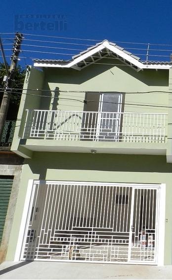 Casa Para Venda, 2 Dormitórios, Vila Aparecida - Bragança Paulista - 2289