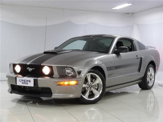 Ford Mustang 4.6 Gt Premium Coupé V8 24v Gasolina 2p Automát