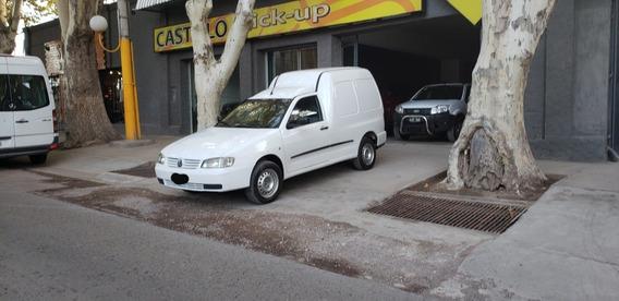 Volkswagen Caddy 1.9 Sd Aa 2007