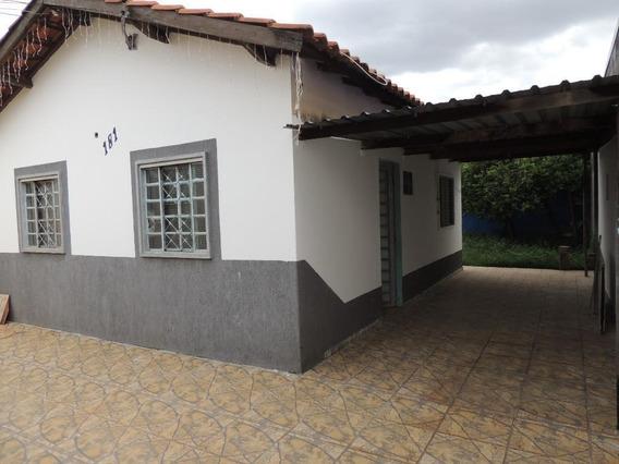 Casa Residencial À Venda, 88 M² - Cooperlotes - Paulínia/sp - Ca0567