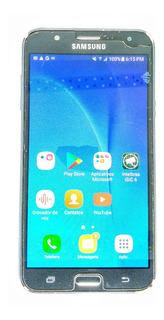 Celular Smartphone Galaxy Samsung J7 Metal Usado