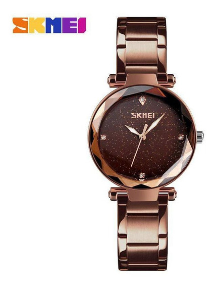 Relógio Feminino, Top Luxo Relógio Feminino, Relógio De Q