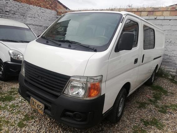 Nissan Urvan 2009 Diesel Vendopermuto