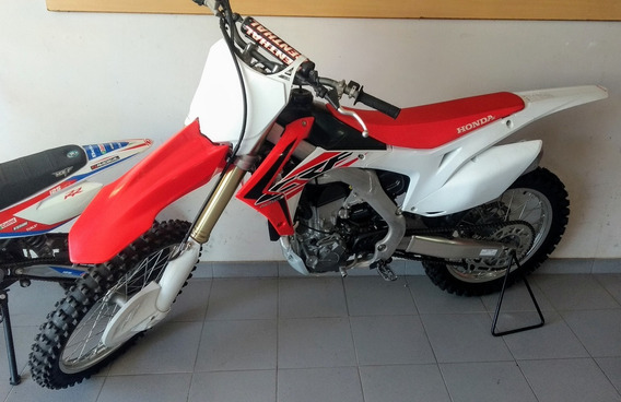 Honda Crf 250 R Impecable 30 Horas