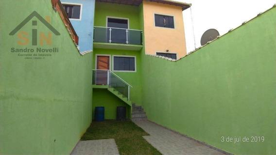 Sobrado Com 2 Dormitórios À Venda, 70 M² Por R$ 216.000,00 - Jardim Ipê - Itaquaquecetuba/sp - So0129