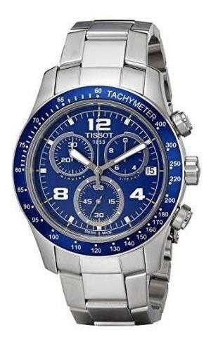 Relógio Tissot V8 Azul