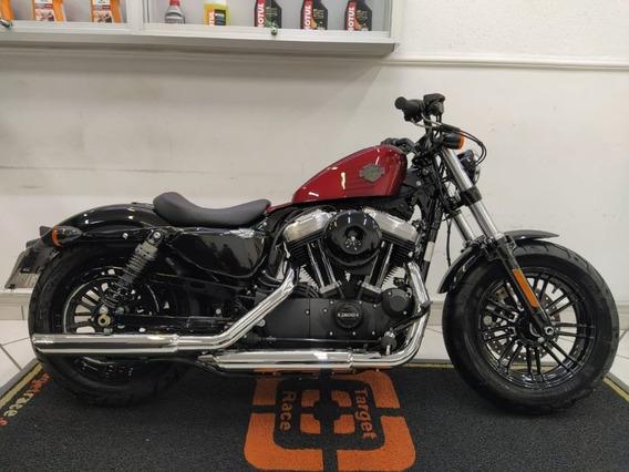 Harley Davidson Forty Eight Vermelho 2016 - Target Race