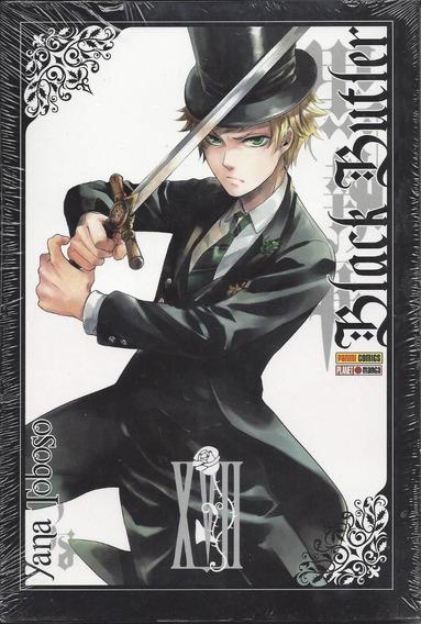 Black Butler 17-18-19 (kuroshitsuji)