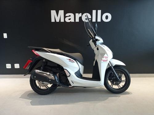 Imagem 1 de 9 de Honda Sh 300 Sport 2019 Dafra Citycom 300 (r)