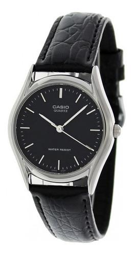 Reloj Casio Mtp-1094e Hombre Análogo Cuero 100% Original