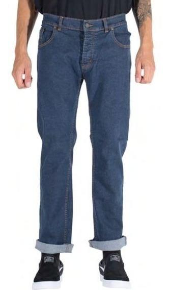 Pantalón Jean Hombre Clásico Corte Recto 16theabril Skate