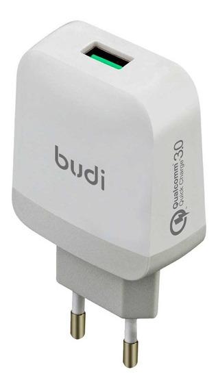 Plug Carregador Com Entrada 1 Usb Qualcomm Qc 3.0 - Loft
