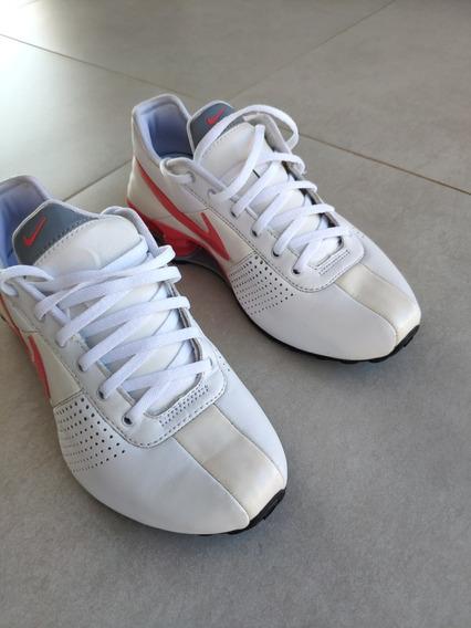 Nike Shox Feminino Impecável Nr. 37