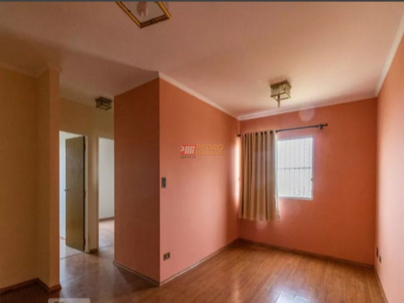 Apartamento No Bairro Nova Gerty Em Sao Caetano Do Sul Com 02 Dormitorios - V-23858
