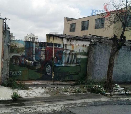 Imagem 1 de 5 de Terreno À Venda, 1000 M² Por R$ 2.150.000,00 - Vila Antonieta - São Paulo/sp - Te0233