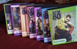 Los 80 Serie Venta Oferta Dvd