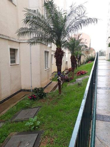 Imagem 1 de 7 de Apartamento À Venda, 54 M² Por R$ 265.000,00 - Vila Della Piazza - Jundiaí/sp - Ap1733